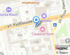 Компания ВосемьПятерок.рф на карте города