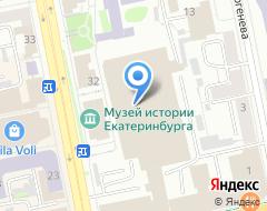 Компания Art model managment на карте города