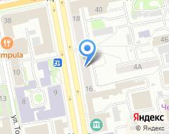 Компания Банкомат СМП Банк на карте города