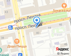 Компания Престиж-тур на карте города