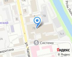 Компания Твой тур на карте города