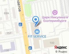 Компания Деловая пресса на карте города