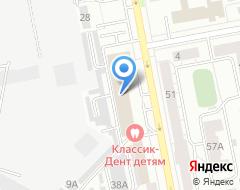 Компания Бизнес-Развитие на карте города
