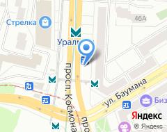 Компания Банкомат НОМОС-БАНК на карте города