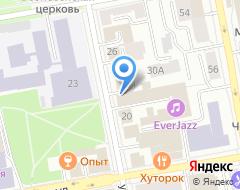 Компания Мастер Деньги на карте города