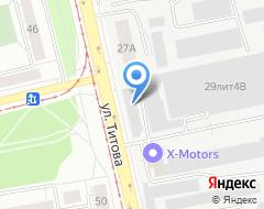 Компания НикеПласт на карте города