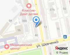 Компания Нотариус Пославская Е.В на карте города
