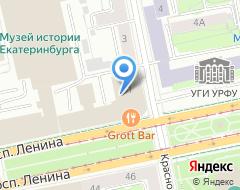 Компания Феникс на карте города