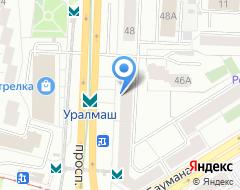 Компания Экспресс-реклама на карте города