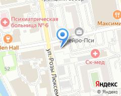 Компания Адвокатский кабинет Агеева А.В на карте города