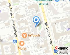 Компания КБ ТрансНациональный Банк на карте города