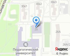 Компания Столовая УрГПУ на карте города