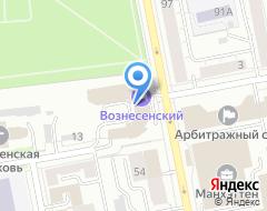Компания Комсомольская правда на карте города