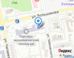 Компания ЕТЭТ на карте города