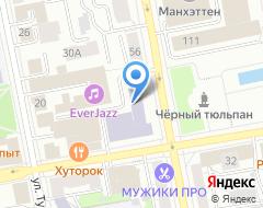 Компания Уральский предприниматель на карте города