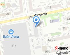 Компания Пумори-лизинг на карте города