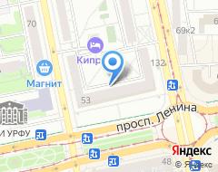 Компания Киви на карте города