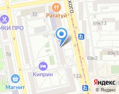 Компания АПИ на карте города