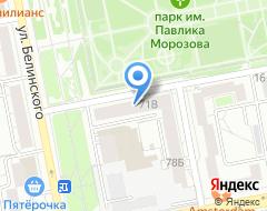 Компания Столовая №19 на карте города