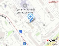 Компания Аз-Капитал на карте города