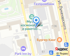 Компания ГОБСЕК на карте города