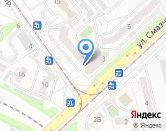 Компания Гектор на карте города