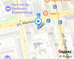 Компания Адвокат Ведерников М.Ю на карте города