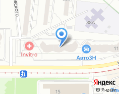 Компания Автобонус на карте города