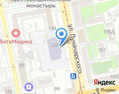 Компания Средняя общеобразовательная школа №76 с углубленным изучением отдельных предметов на карте города
