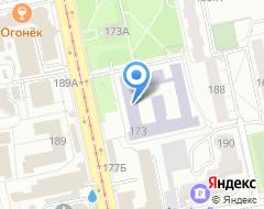 Компания Гимназия №8 на карте города