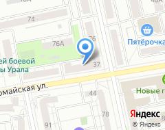 Компания Школа-студия Владимира Мотчаного на карте города