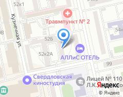 Компания СЕЛЕНА на карте города