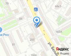 Компания BODYBUILDING SHOP на карте города