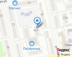 Компания Центр правового сопровождения на карте города