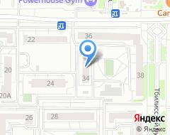 Компания SKY на карте города