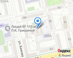 Компания АВТО-МАСТЕР на карте города