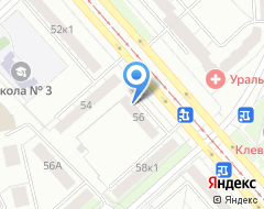 Компания Лайф на карте города