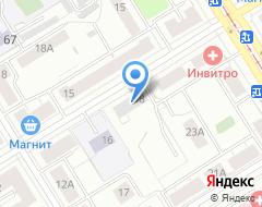 Компания Гостиница на Краснофлотцев на карте города
