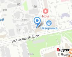 Компания Уральский региональный центр сертификации и аттестации на карте города