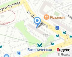 Компания Эксперт на карте города