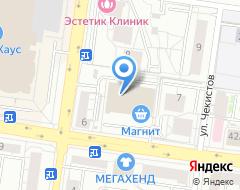 Компания Альфа-Пром на карте города