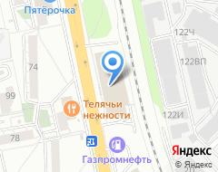 Компания Банкомат АКБ Авангард на карте города