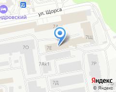 Компания Диапромэкс на карте города