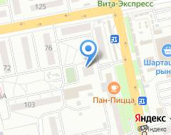 Компания ПромоУрал на карте города