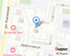 Компания Мурзилка на карте города