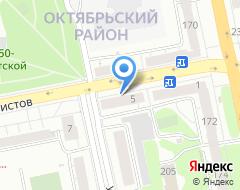 Компания Эксперт-М на карте города