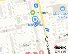 Компания СТК-3 на карте города