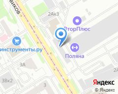 Компания Аудит-МБ на карте города