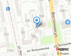 Компания Луч на карте города