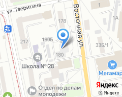 Компания Фотон на карте города